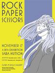 Rock, Paper, Scissors by Sara A. Hutson