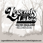 Legends Between the Lakes by Colton Colglazier