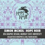Hops Noir by Simon McNeil